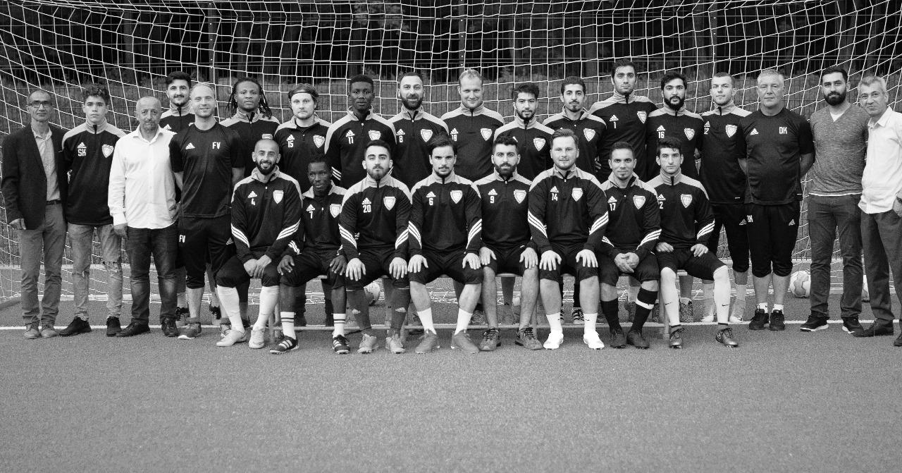 Mannschaft 2017/2018