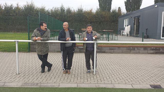 VfB Hochneukirch & KFC Welate Roj